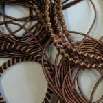 Bronze Coloured Purl set 1
