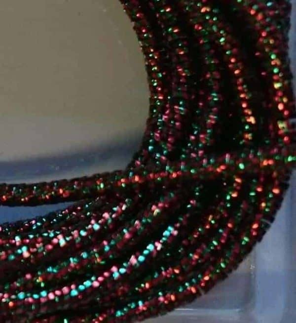 CP068 Shimmer Xmas   Coloured Shimmer Purl