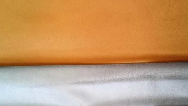 1/2 Skin Leather approx 4   5 ft
