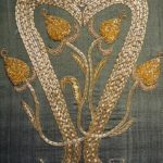 Heart Goldwork Kit ,  Intermediate Goldwork Embroidery 1