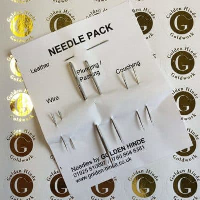 Goldwork Needle pack