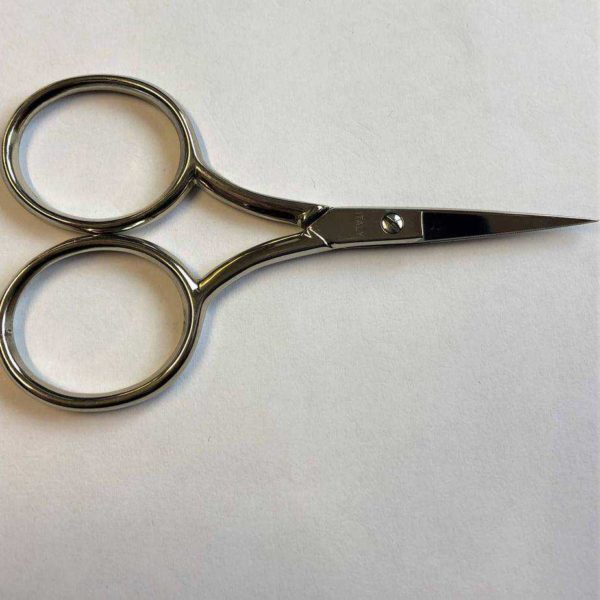 Silver Metal Thread Scissors
